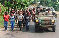 Rwandan ex-pastor arrested in Uganda denies genocide role