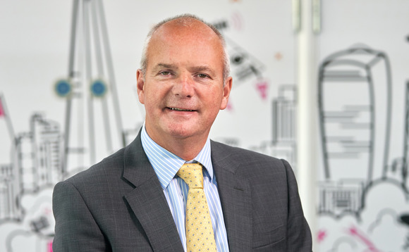 Chris Cummings, CEO of Investment Association