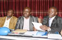 Pay back time: Gimugu and Kavuma suspends top three Executive