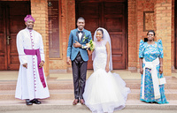 Scientific wedding: Why Archbishop's son couldn't wait