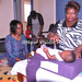Ugandan midwife invents specialized baby mattress
