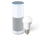The Echo Plus and Philips Hue bulb are just $100 together today