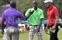 Golf: Zambian Madalisto on top as Ugandans hang in there
