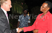 Midwives critical in improving maternal, child health - Mrs Museveni