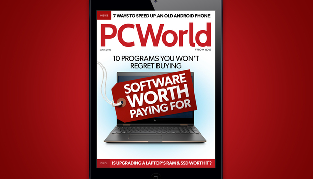 PCWorld's June Digital Magazine: Software worth paying for