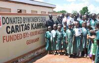 Butambala schools get facilities