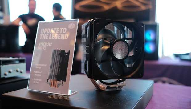A revamped Cooler Master Hyper 212 Evo CPU cooler is finally here