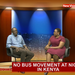 Buses banned from moving at night in Kenya