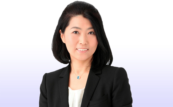 Makiko Hakozaki of Russell Investments
