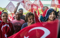 German woman on trial in Turkey over failed coup