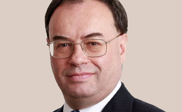 Andrew Bailey of the FCA