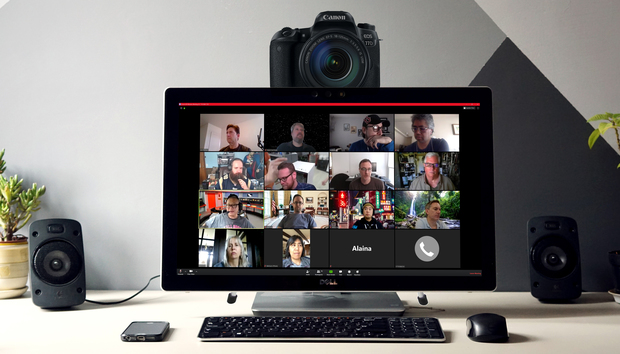 How to use a digital camera, camcorder, or GoPro as a webcam
