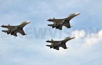 In Pictures: Uganda's fighter jets