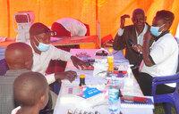 Jinja residents get free treatment