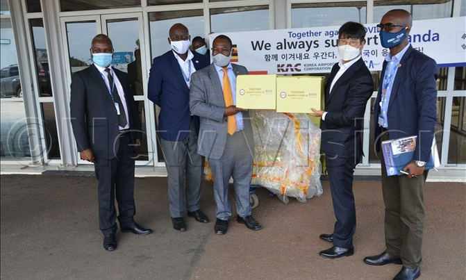 1000 passengers use Entebbe Airport daily after resumption of flights