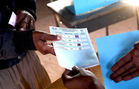 Botswana begins voting in test of a stable democracy