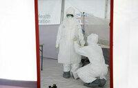 DRC medics arrested over murder of WHO Ebola doctor