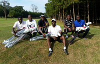 Junior golfers reap from Okong's Junior Open Championship participation