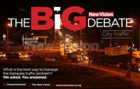 Kampala Traffic Frustration: 'Sort out public transport'