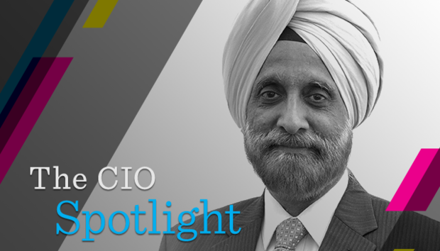 CIO Spotlight: Amarjit Singh, Persistent Systems Ltd