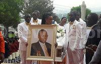 Prof Mukiibi requiem mass at Rubaga Cathedral