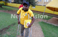 By-election campaigns: NRM PWDs feel left out