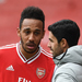 Aubameyang deal shows Arsenal are European giants, says Arteta