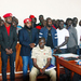 Bobi Wine, co-accused appear in court