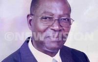 Prof Mutebile Mourns Babinaga