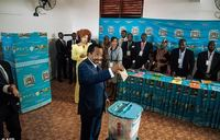 Cameroon challenger calls for presidential vote recount