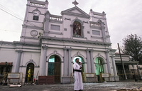 Sri Lanka under curfew after anti-Muslim riots
