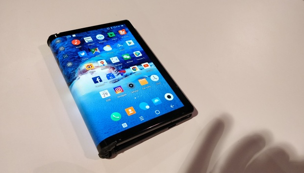Victory, Royole: The FlexPai is the first folding phone we've seen