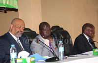 Justice Gidudu wants all land titles recalled