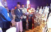 Kabaka attends memorial service at Omega church