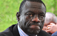 Opposition protest Besigye's detention