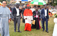 Ugandan cultural ensembles excite SECAM Delegates