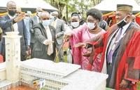 Speaker Kadaga launches Jinja city