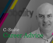 C-suite career advice: Martin Henley, Globality