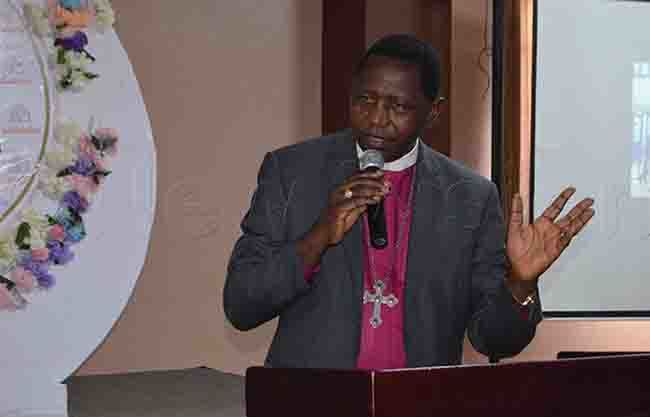 rchbishop tagali delivers his thanksgiving remarks