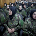 Afghanistan seeks more women to join its army
