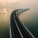 In pictures: China opens world's longest sea bridge