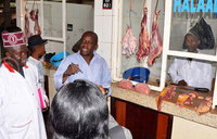 Kampala meat unsafe, says KCCA