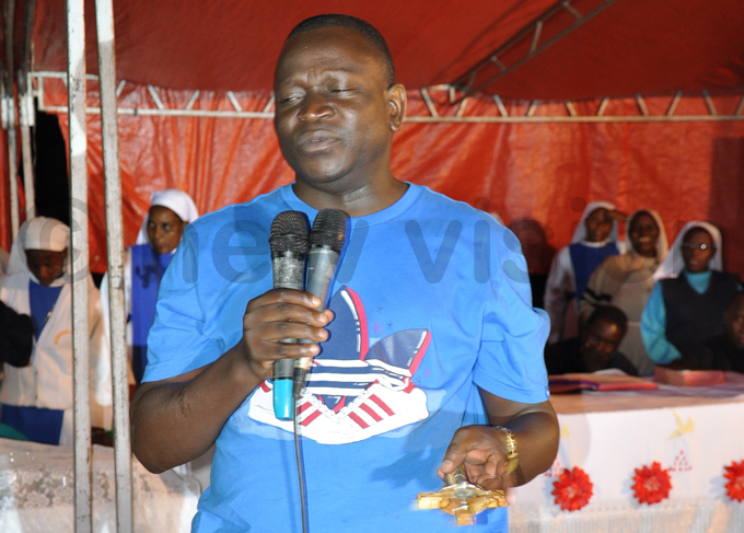ohn aptist ukajanga pictured preaching at ukalango in arch 2013 hoto by uliet ukwago