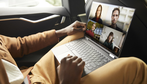 The Lenovo Flex 5G is a $1,400 5G laptop with Qualcomm inside