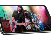 If you think the Pixel 3 XL is ugly, take a look at the double-notch Sharp Aquos R2 Compact