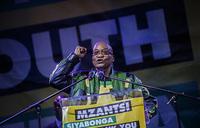 SA''s Zuma dedicates election win to Mandela