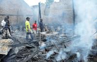Fire destroys property worth millions