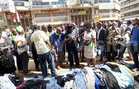 Activists want ban on importation of secondhand underwear
