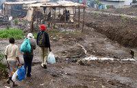 Street kids struggle for survival in Kenya