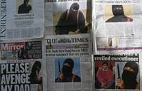 US air strike targets 'Jihadi John' in Syria